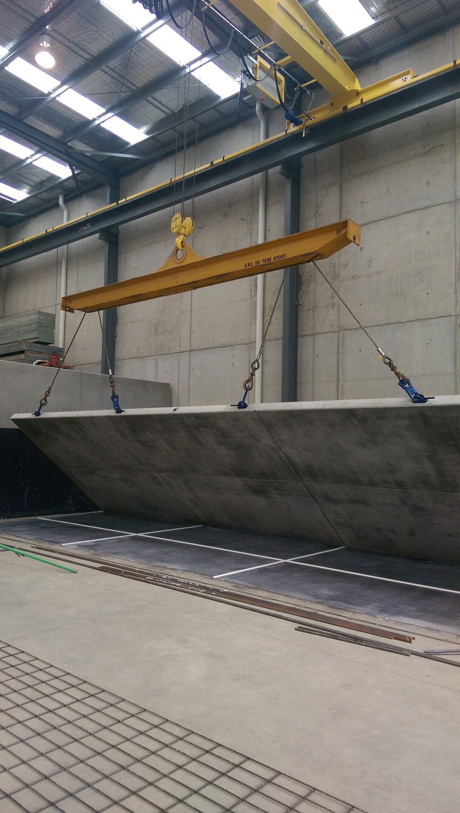Chalmers Construction Precast Panels With Chalmers