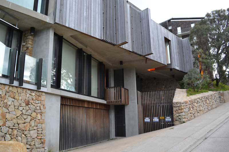 Chalmers Construction Alpine Concrete Structures with ...