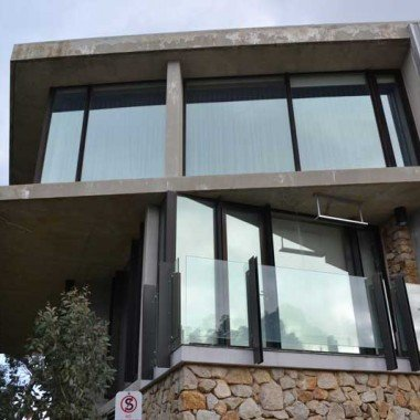 Chalmers Construction Alpine Concrete Structures With