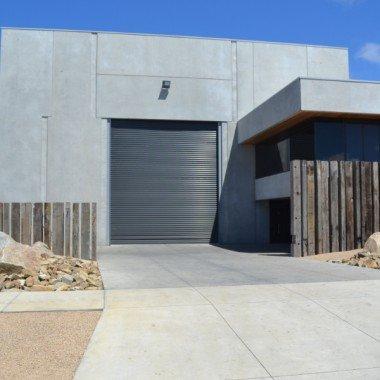 chalmers constructions precast concrete factory Torquay